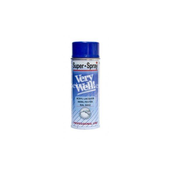 Motip very well spray királykék RAL 5002