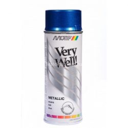 Motip very well metál kék spray 400ml